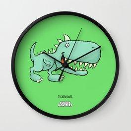 Tyrannotooth Wall Clock