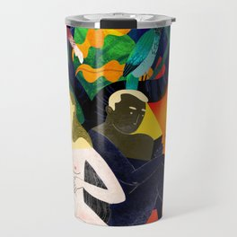 Blindness in paradise. Travel Mug