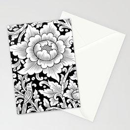 Thai Art Flower 01 Stationery Cards