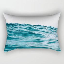 Lost My Heart To The Ocean Rectangular Pillow