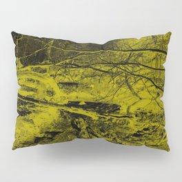 Yellow Forest Pillow Sham
