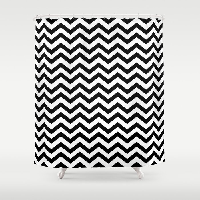 Keep Calm And Dream On (Zig Zag Chevron Black Lodge Floor, Twin Peaks)