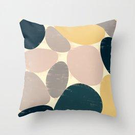Fluid Throw Pillow