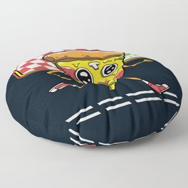 Pizza Run Floor Pillow