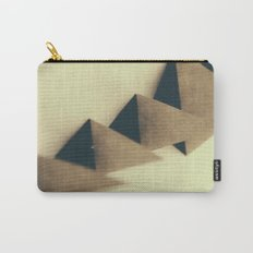 Pyramidal Tract Carry-All Pouch