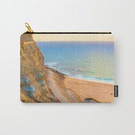 cliffs ericeira surf Carry-All Pouch