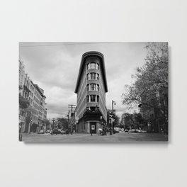 Hotel Europe Metal Print