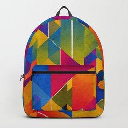 Geometric Play Backpack