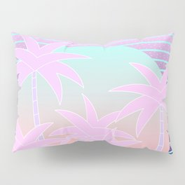 Hello Miami Moonlight Pillow Sham
