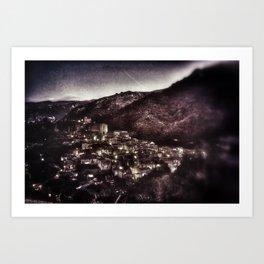 South Italy Art Print
