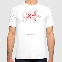 What if I Fall off the Roof? -The Santa Clause T-shirt