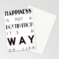 Way Of Life Stationery Cards