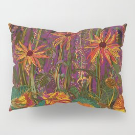 You Can Get By (Autumn Flowers) Pillow Sham