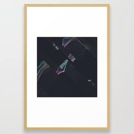 Viper Framed Art Print