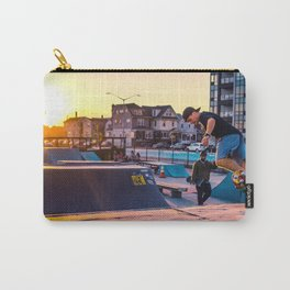 Skate Park, Rockaway Beach, NYC Carry-All Pouch