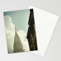 The city of the fighting styles Stationery Cards