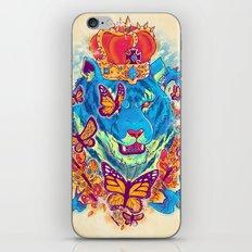 The Siberian Monarch iPhone & iPod Skin