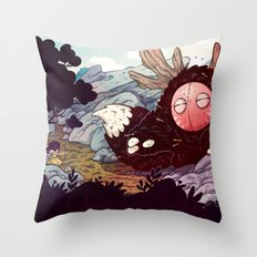 Sisters 3/5 Throw Pillow