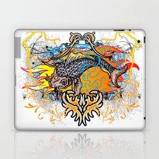 Fish Tat. Laptop & iPad Skin