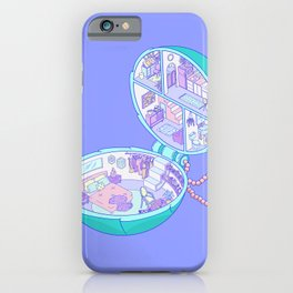 Tiny Haus iPhone Case