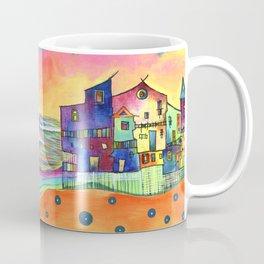 Stormy Turns Coffee Mug