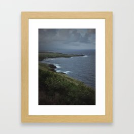 Simplicity In Nature Framed Art Print