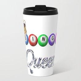 Bingo Queen Diamond 3A Travel Mug