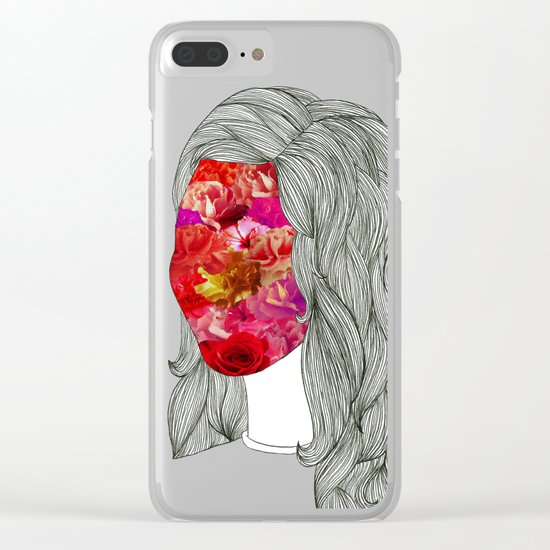 Anthea Clear iPhone Case