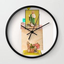 SANTO, SANTO, SANTO? Wall Clock
