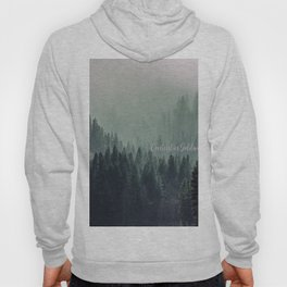 Content in Solitude #forest #trees #landscape Hoody