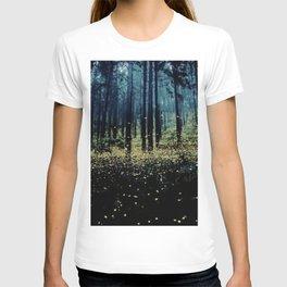 Twilight Fireflies T-shirt