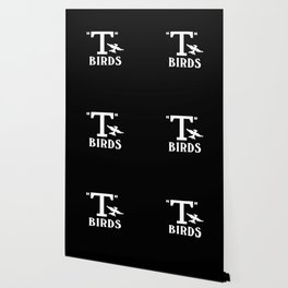 T birds music design Wallpaper
