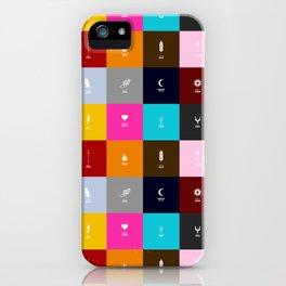 Demigods group iPhone Case
