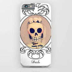 Dia de los Muertas Novia Slim Case iPhone 6s