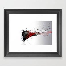 KyoUne Framed Art Print