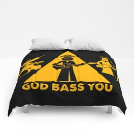 God Bass You Comforters