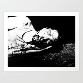 Grim Series Art Print