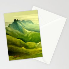 The Pinnacles Stationery Cards