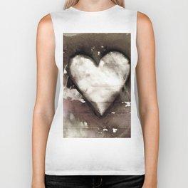 Heart Dreams 3O by Kathy Morton Stanion Biker Tank