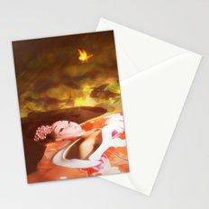 Lake of the Geisha Stationery Cards
