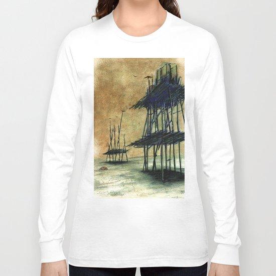 Yeryüzünde arta kalanlar Long Sleeve T-shirt