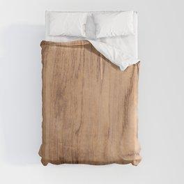 Wood Grain #575 Duvet Cover