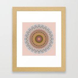 MANDALA NO. 21 #society6 Framed Art Print