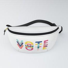 Modern Vote Fanny Pack