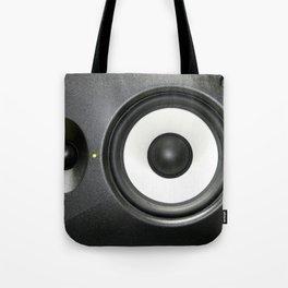 Loudspeaker Tote Bag