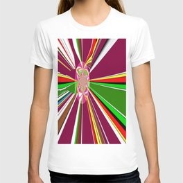 A burst of hope T-shirt