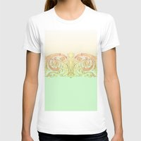 baroque T-shirts featuring Baroque pattern by mayl4ik