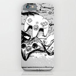 Joysticks collection iPhone Case