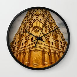 Wat Wang Wiwekaram Wall Clock