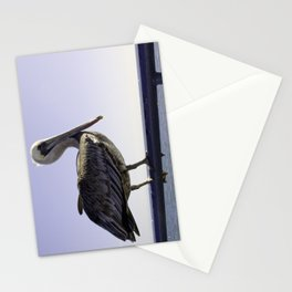 Pelican (Brief) Stationery Cards